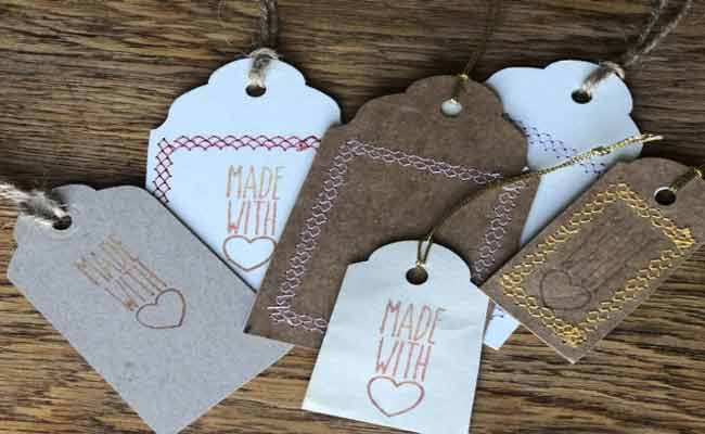 How To Use Kraft Swing Tags In UK To Promote Your Brand Values
